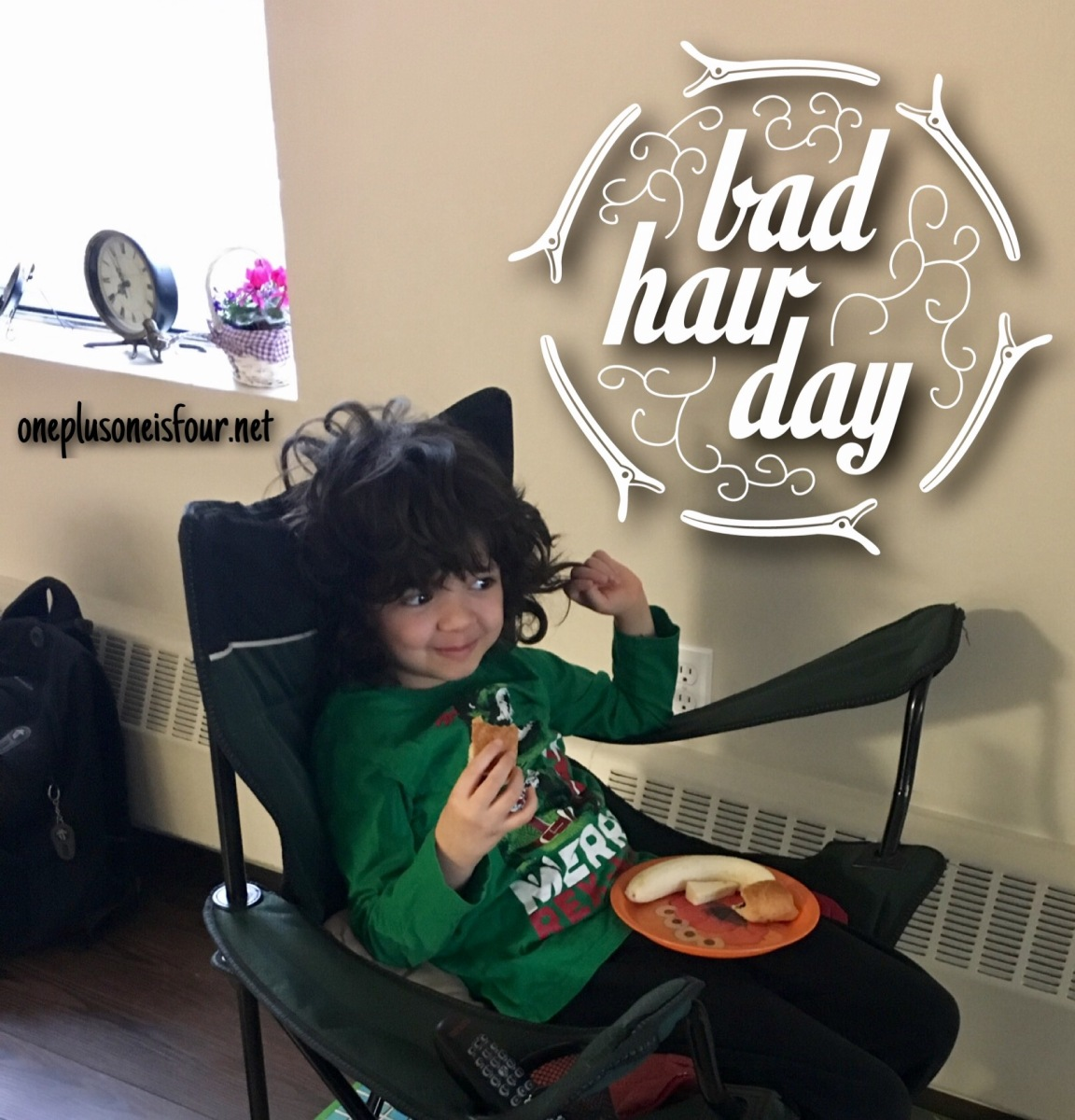 Everyday Autism: Bad Hair Day!